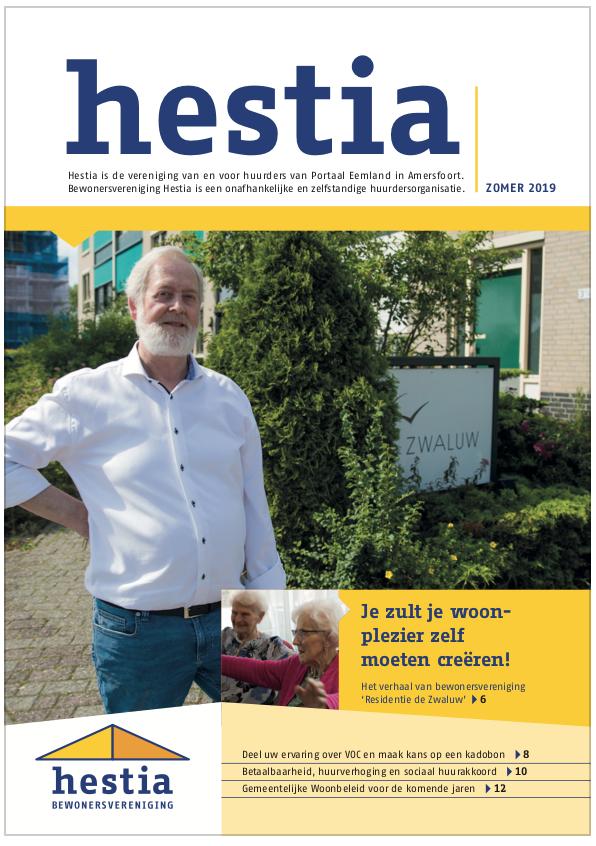 Hestia Magazine